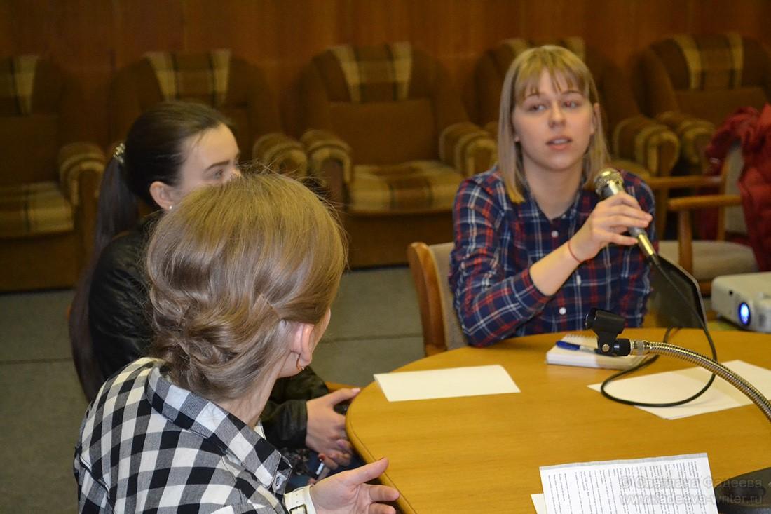 Мастер-класс «Учимся видеть, слышать, писать…», посвящённый году Экологии