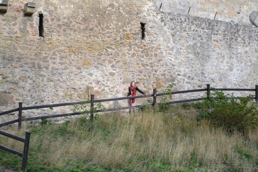 Замок Лихтенштейн на краю Венского леса