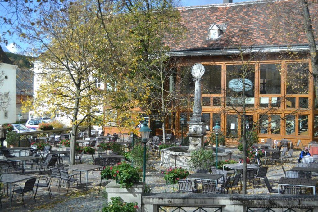 Венское кафе, каких сотни, но у каждого свой неповторимый шарм