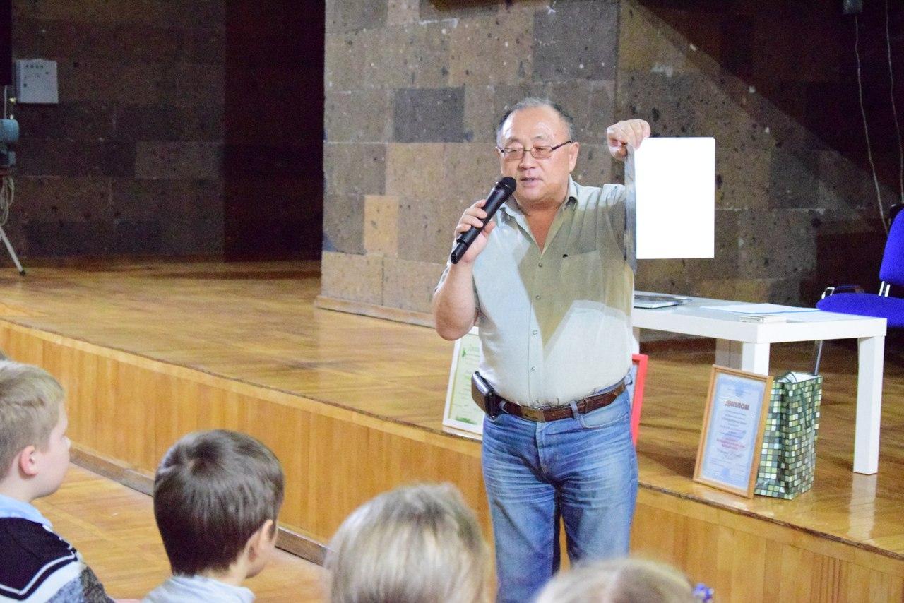 О том, как прошла презентация сказки «Таинственное исчезновение» в публичной библиотеке