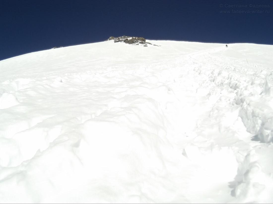 Эльбрус. Восхождение. Фотоотчёт