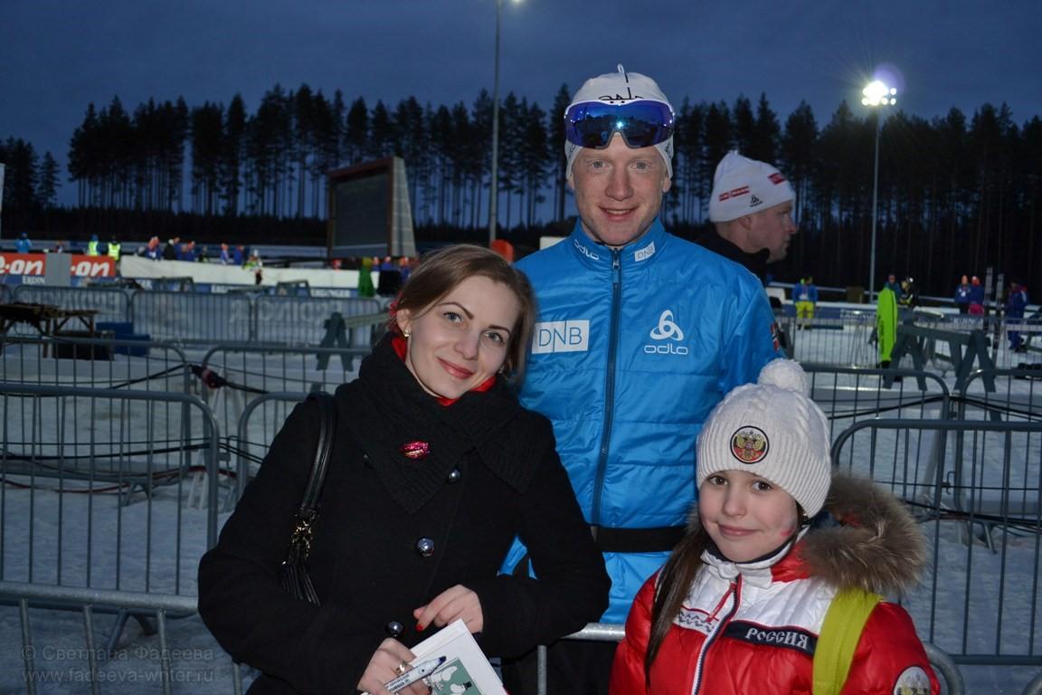 Контиолахти. Финляндия. Спринт