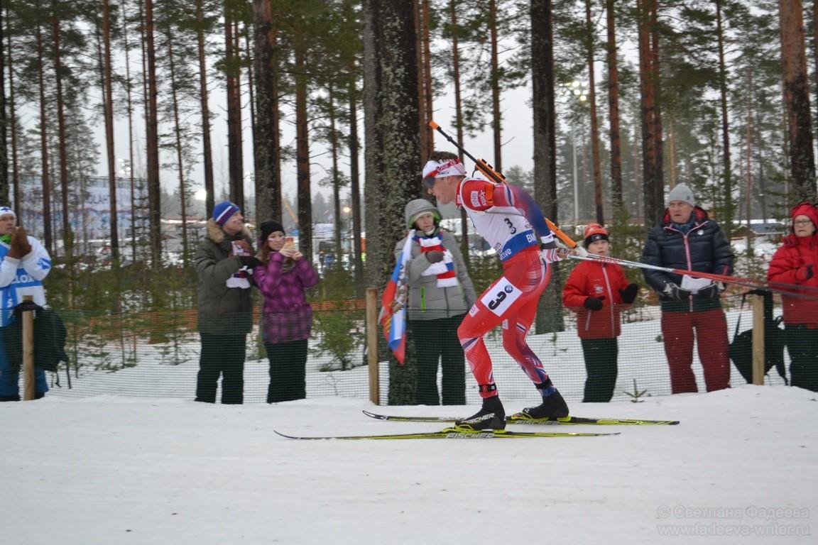 Чемпионат Мира по биатлону 2015. Мужская гонка преследования. Тарьей Бё, Норвегия